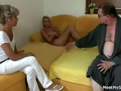 parents seduce and fuck sons girlfriend