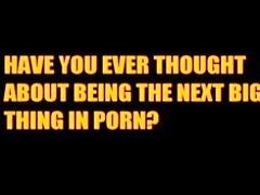 hey ohio, do want to be a pornstar