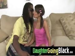 dark dude copulates my daughters juvenile bawdy