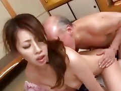 juvenile japanese wife amp old fellow