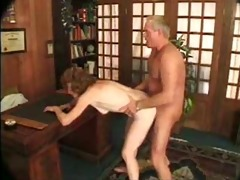 granny screwed by younger boy