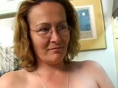 aged woman seduces juvenile cutie by achilles