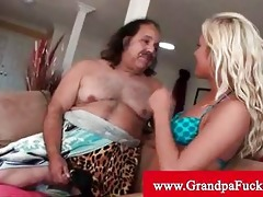 older man jeremy acquires his shlong sucked
