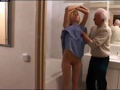 tittengirl and granddad