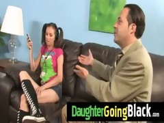 watch how my daughter is fucked by a dark dude 104
