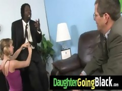 see how my daughter is screwed by a darksome man