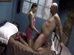dad copulates stepdaughter