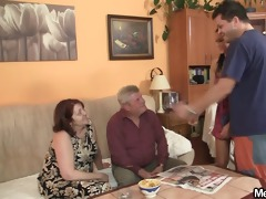 guy bits his parents fucking his babe