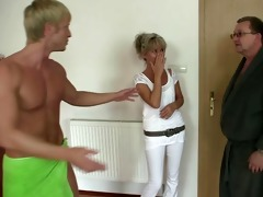 his old mama and daddy tricks her into sex