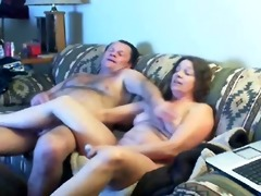 see mamma and daddy home alone having fun. hidden