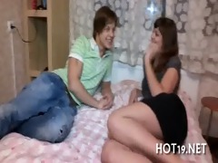 legal age teenager unfathomable face hole blow job