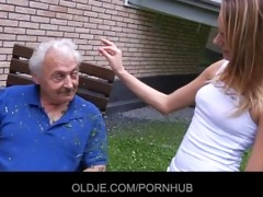 older man receives raunchy apology from wicked