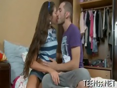 petite oriental legal age teenager receives nailed