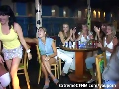 gals night out they end up fucking and engulf dick