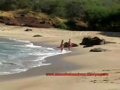 sex on the beach trio lynn & danni