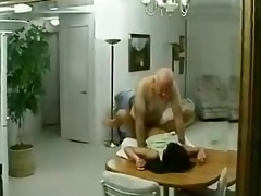 constricted vietnam gal anal screwed by mature guy