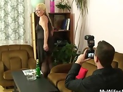 he is makes three-some pictures then bangs her