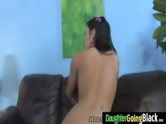 watchung my daughter getting fucked by dark rod 10
