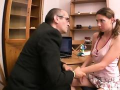 enchanting pleasuring for teacher
