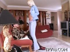fellow drills girl&#473 s cum-hole