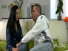 virgin screams with pain