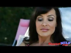 milf lisa ann demands a younger knob