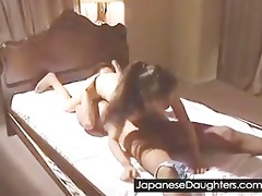 brutal japanese daughter abase