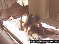 brutal japanese daughter abase