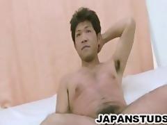 teppei kawashima - shaggy wazoo japanese dilf