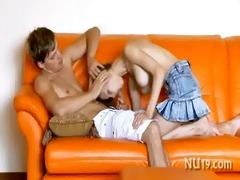 hot hotty enjoys undressing