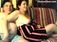 lustful grandma and grand-dad having enjoyment