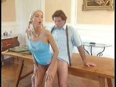 old german clip, mature chap &; youthful