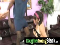 watch my daughter taking a hard dark penis 6