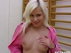 breathtaking 40 year old blond