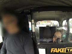 faketaxi the stowaway who sucks rod for free ride