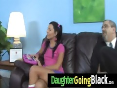 daughter fuck a massive dark weenie 9