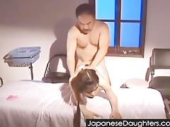 dad wonderful japanese daughter...