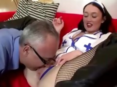 sexually excited hardcore fucking with young