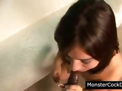 youthful daughter monster anal drilled