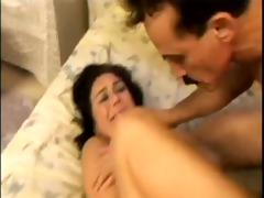 dad pumping daughters gazoo