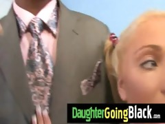 just watching my daughter fucking a darksome