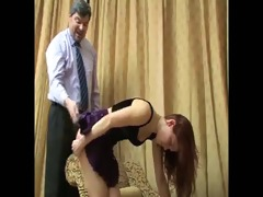 daughter+girlfriend are spanked 1010