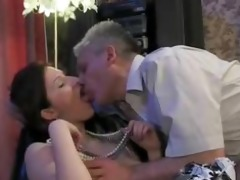 german old and youthful sex in stockings