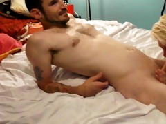 horny wife and roomie s garb and caught as shes