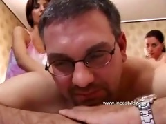dad screwed daughters