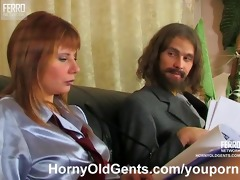 mature lad bonks youthful girl