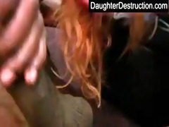 youthful legal age teenager daughter fuck