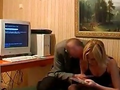 russian daddy have pleasure