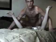 mother i with younger lad on real homemade