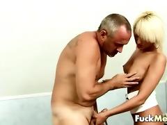 grandpa acquires it is hard